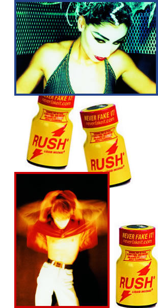 Poppers rush